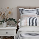 Horizon Stripe Oxford Pillowcase Set image