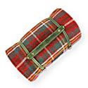 Pure New Wool Waterproof Picnic Blanket - The Classic Windsor image