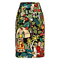 Emma Skirt Fridas Park Night image