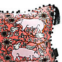The Country Pig Coral Rectangle Cushion image