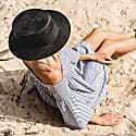 Quito Panama Boater Hat image