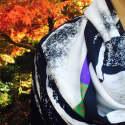 Ebony Silk Scarf image