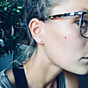 Tetris Earrings Silver image