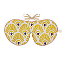 Limited Edition Eye Mask Tallentire House Saffron Feather image