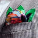 Festival - Men's Pocket Square Limited Edition image