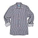 Tulum Linen Shirt - Blue image