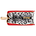 Red Vegan Leather Small Purse image