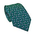 Tennis Silk Tie image