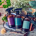 Eco Friendly Rosemary, Lemon & Juniper Berry Bathroom Cleaner - 470Ml Glass Bottle image
