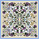 The Honey Bee & Thistle Scarf Limited Edition image