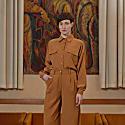 Felszab Rust Oversized Shirt image