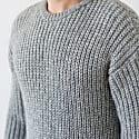 Uomo Sweater Grey image