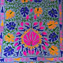 Fleek Embroidered Suzani Bedding or Throw 150 x 228cm image