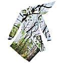 Asymmetric Printed Dress image