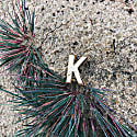 Letter K Pin image