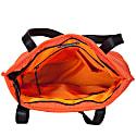 Garner Line Quilt Tote Bag Orange image