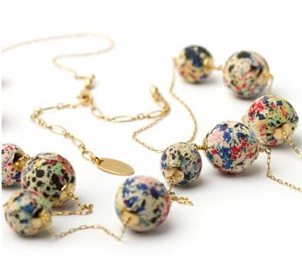 DORUS MHOR liberty orbital necklace 5 @ Wolf & Badger