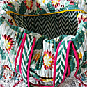 Thrive Cotton Weekend or Beach Bag image