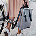 City Backpack & Cross Body Black image