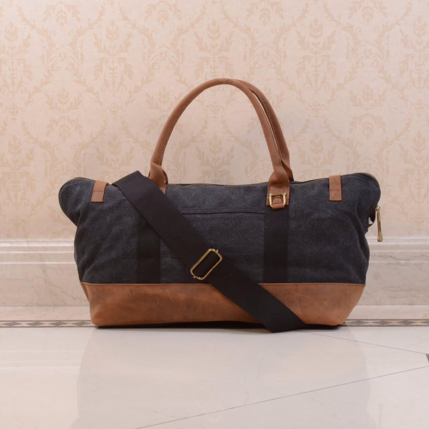 Outlet Sale Online EAZO Canvas Ladies Weekend Bag Factory Outlet Free Shipping Countdown Package fWQFEsX