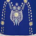 Intense Blue Frock Coat Blazer Heidi image