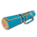 Yoga Rug Mat Turquoise image