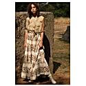 Somerleyton Prairie Skirt In Mermaid Print image