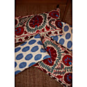 Colosseum Piazza Suzani Ikat Double Sided Heritage Design Cushion image