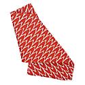 Leaf Tea Towel Red image