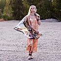 Pfeiffer Blush Quartz 100% Slip Dress image