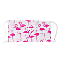 Reusable Face Mask - Flamingo Party image