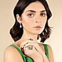 Crystal Heirloom Drop Earrings image