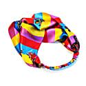 Circus Stripe Silk Headband image