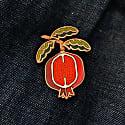 Pomegranate Enamel Pin image