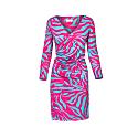 Printed Lycra Dress Fiona image