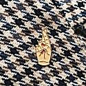 Enamel Pin Fingers Crossed image