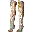 Merga Boots Rose Gold image