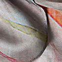 Nature: Ragdale Reeds Silk Story Scarf image