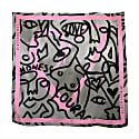 Love Kindness & Courage Silk Scarf image