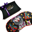 A For Astronaut Silk Eye Mask image