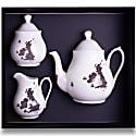 Home Sweet Home – Uk Map – Tea Set Gift Box image