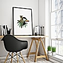 Toucan Jungle - Fine Art Print image