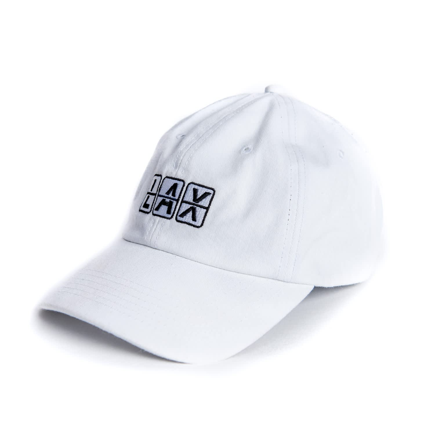 Lax Dad Hat White image 67a9d1cb0a7f