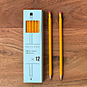 Classic Pencils Set Of 12 - Yellow image