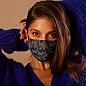 Vermont 100% Liberty Cotton Face Mask image