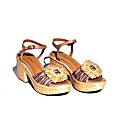 Maui Craft-Made Block Heels Platform image