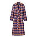 Men'S Tangerine Dream Brushed Cotton Dressing Gown image