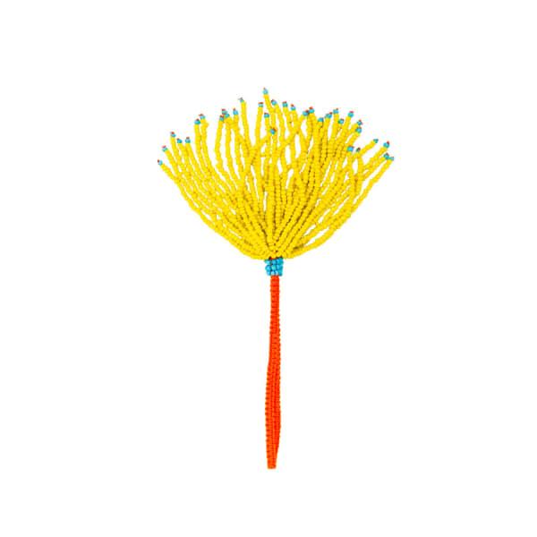 MADEBYWAVE Yellow Tassel