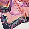 Prawn Cocktail Silk Scarf image