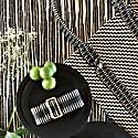 Sunda Jacquard Belt - Olive Stripe image